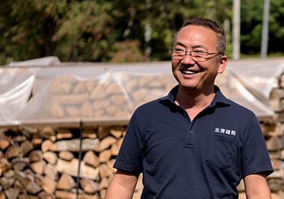 代表取締役社長 相澤 裕二